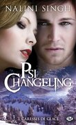 Psi-Changeling, Tome 3 : Caresses de glace