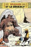 couverture Yakari, Tome 5 : Yakari et le grizzly