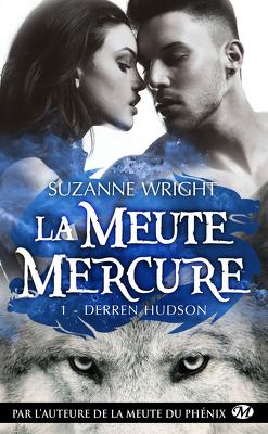 Couverture de La Meute Mercure, Tome 1 : Derren Hudson