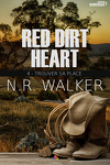 couverture Red Dirt Heart, Tome 4 : Trouver sa place
