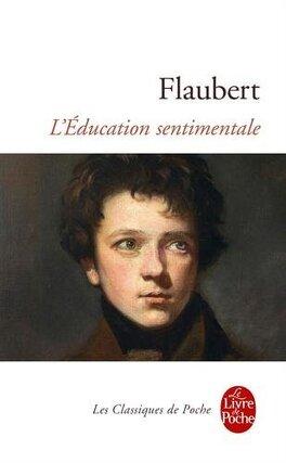 Couverture du livre : L'Éducation sentimentale