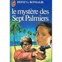 Couverture du livre : Le mystère des sept palmiers