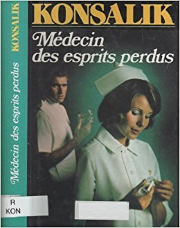 Couverture du livre : Médecin des esprits perdus