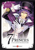 Les 7 princes et le labyrinthe millénaire, tome 3
