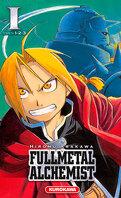 Fullmetal Alchemist - Edition reliée, Tome 1