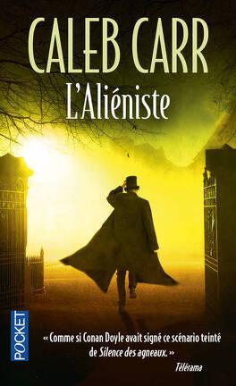 Couverture du livre : L'Aliéniste