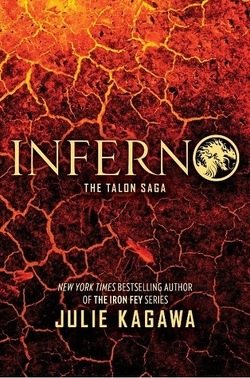 Couverture de Talon, tome 5 : Inferno