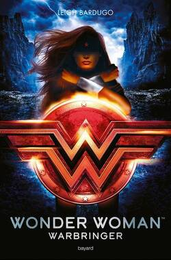 Couverture de Wonder Woman : Warbringer