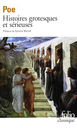 Couverture du livre : Histoires grotesques et sérieuses