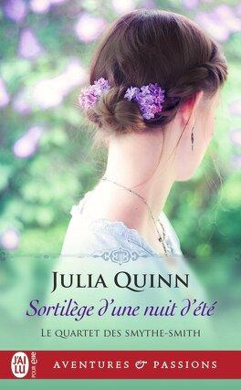 Couverture du livre : Le Quartet des Smythe-Smith, Tome 2 : Sortilège d'une nuit d'été