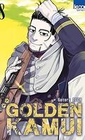 Golden Kamui, Tome 8