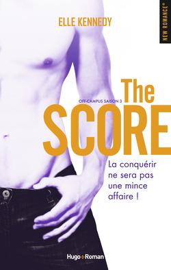 Couverture de Off-campus, Tome 3 : The Score