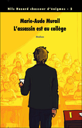 Couverture du livre : L'assassin est au collège