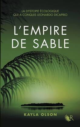 Couverture du livre : L'Empire de sable
