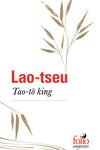 couverture Tao Te King : Le Livre de la voie et de la vertu