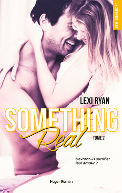 Couverture de Reckless and Real, Tome 2 : Something Real