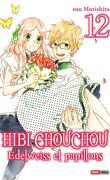Hibi Chouchou - Edelweiss & Papillons, tome 12