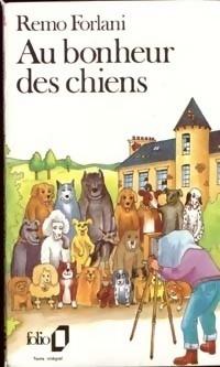 Couverture du livre : Au bonheur des chiens