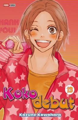 Couverture du livre : Koko debut, tome 13