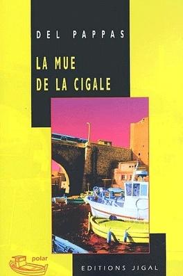 Couverture du livre : La mue de la cigale