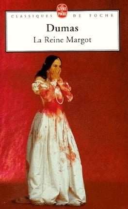 Couverture du livre : La Reine Margot