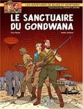 Blake et Mortimer, Tome 18 : Le Sanctuaire du Gondwana