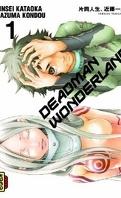 Deadman wonderland, Tome 1