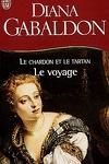 couverture Le Chardon et le Tartan, Tome 5 : Le Voyage