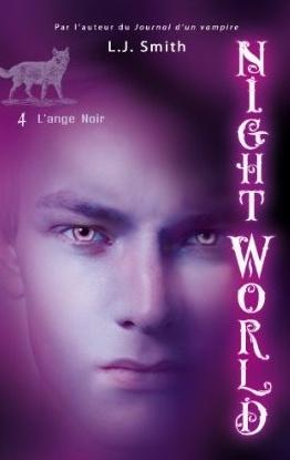 Couverture du livre : Night World, Tome 4 : Ange noir