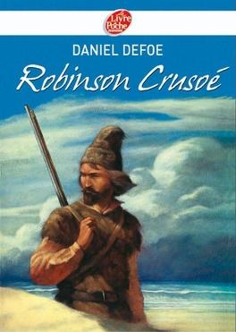 Couverture du livre : Robinson Crusoé