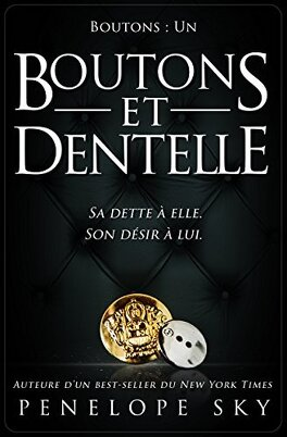 Boutons, tome 1 : Boutons et dentelle