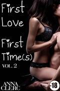 First Love, First Time(s), tome 2 : Prête à toutes les folies