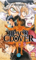 Black Clover, Tome 8