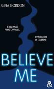 Temptation, Tome 2 : Believe Me