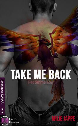 Couverture du livre : Take me back: recommencer