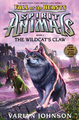 Couverture du livre : Animal Tatoo - Les Bêtes Suprêmes, tome 6 : The Wildcat's Claw
