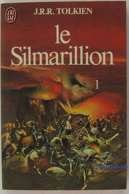 Couverture du livre : Le Silmarillion - Tome 1