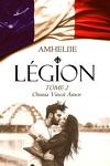 couverture Légion, Tome 2 : Omnia Vincit Amor
