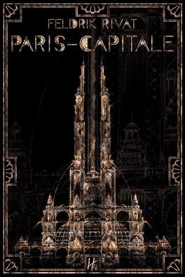 Couverture du livre : Paris-Capitale