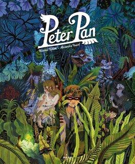 Couverture du livre : Peter Pan (Album)