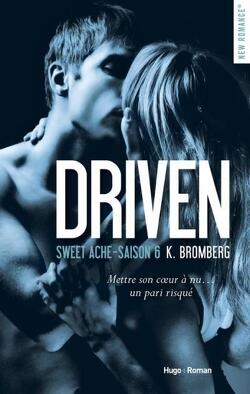 Couverture de Driven, tome 6 : Sweet Ache