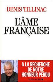 Couverture de L'âme française