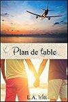 couverture Correspondances, Tome 3 : Plan de table