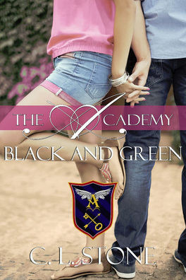 Couverture du livre : The Academy, Tome 11 : Black and Green