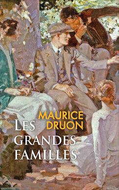 Couverture du livre : Les Grandes Familles