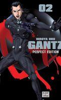 Gantz Perfect Edition, Tome 2