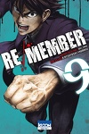 couverture Re/Member, tome 9