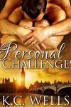 couverture Une affaire personnelle Tome 4 : Désirs personnels