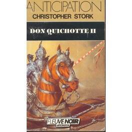Couverture du livre : Don Quichotte II