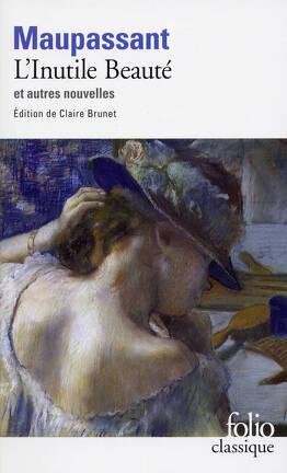 Couverture du livre : L'Inutile Beauté
